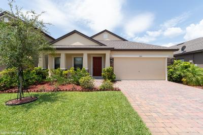 Cocoa Single Family Home For Sale: 5514 Brilliance Circle