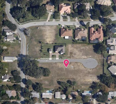Titusville Residential Lots & Land For Sale: 931 Driver Court