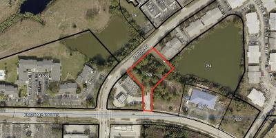 Titusville Residential Lots & Land For Sale: Knox McRae And Barna Avenue