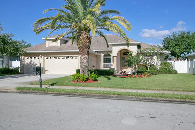 Brevard County Single Family Home For Sale: 2514 Canary Isles Drive