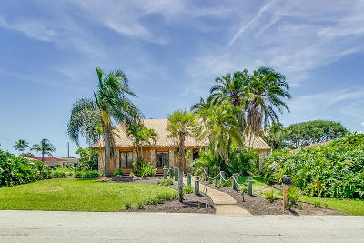 Satellite Beach Single Family Home For Sale: 409 Red Sail Way