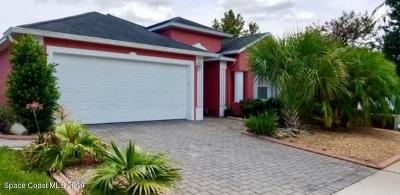 Titusville Single Family Home For Sale: 4550 Sugarberry Lane