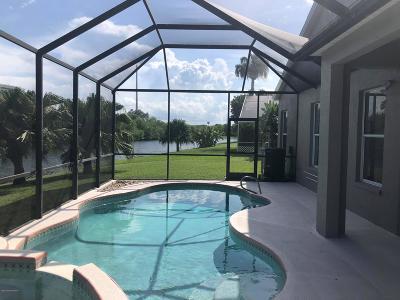 Viera Single Family Home For Sale: 8023 Bracken Lane