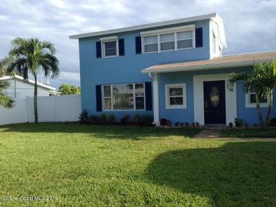 Satellite Beach Rental For Rent: 422 S Neptune Drive S