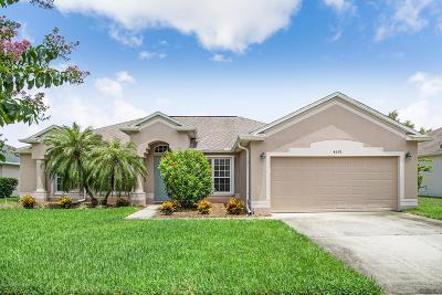 Single Family Home For Sale: 4376 Fletcher Lane
