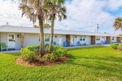 Melbourne Beach Multi Family Home For Sale: 5695 S Highway A1a