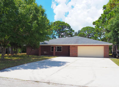 Palm Bay Single Family Home For Sale: 2660 Oakhaven Street NE