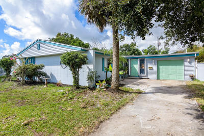 Rockledge Single Family Home For Sale: 967 Beechfern Lane
