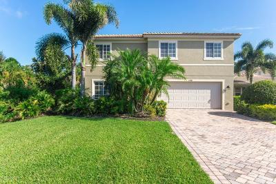 Vero Beach Single Family Home For Sale: 4498 56th Lane