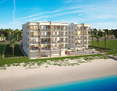 Indialantic Condo For Sale: 1645 N Highway A1a #OCEANVIL