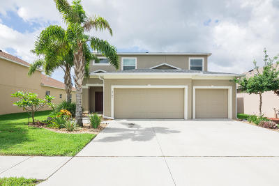 Melbourne Single Family Home For Sale: 3103 Constellation Drive