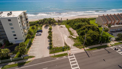 Satellite Beach Residential Lots & Land For Sale: 501 Highway A1a