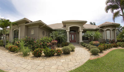 Melbourne Single Family Home For Sale: 2520 Crooked Antler Drive