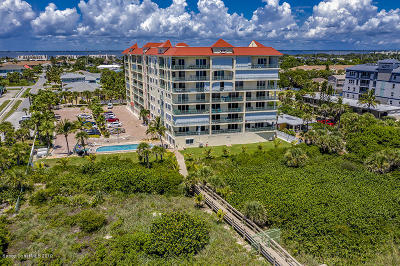 Brevard County Condo For Sale: 420 Harding Avenue #802