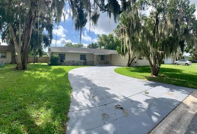 Rockledge Single Family Home For Sale: 1254 Royal Birkdale Cir