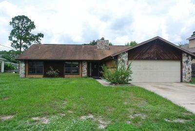 Single Family Home For Sale: 6600 Fuller Avenue