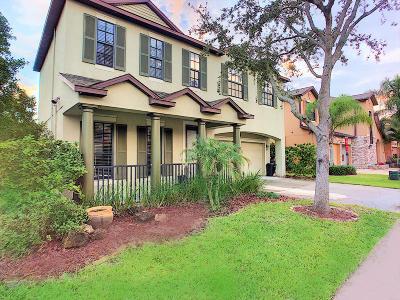 Merritt Island Single Family Home For Sale: 2843 Glenridge Circle