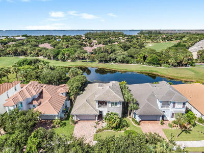 Melbourne Beach FL Single Family Home For Sale: $795,000