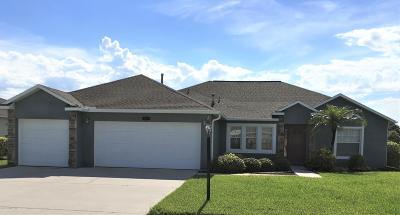 Palm Bay Single Family Home For Sale: 2044 Gloria Circle NE