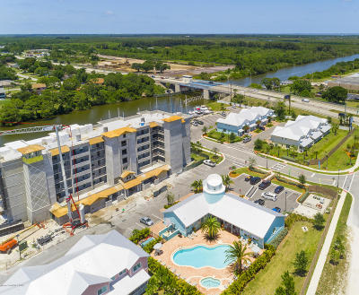 Merritt Island Condo For Sale: 202 Ivory Coral Lane #205