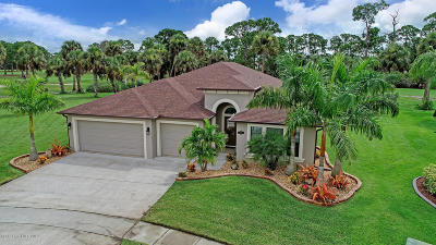 Single Family Home For Sale: 1448 Outrigger Circle