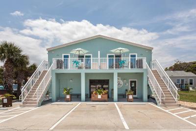 Cocoa Beach Multi Family Home For Sale: 157 N Orlando Avenue