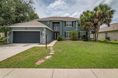 Melbourne Single Family Home For Sale: 5324 Creekwood Drive