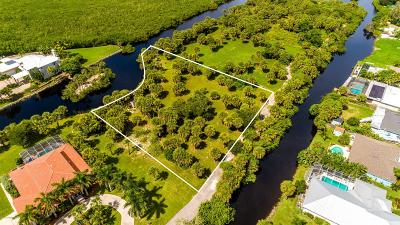 Melbourne Beach Residential Lots & Land For Sale: 211 Crystal Bay Lane