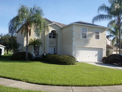 Palm Bay Single Family Home Contingent: 1761 La Maderia Drive SW
