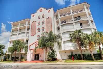 Merritt Island Condo For Sale: 821 Del Rio Way #36012