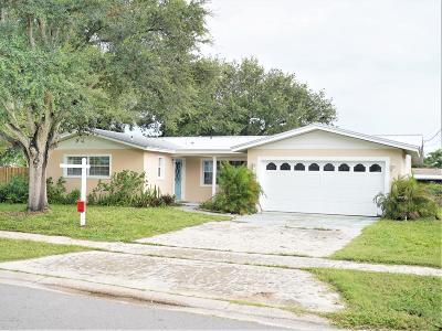Merritt Island Single Family Home For Sale: 1610 Pelican Drive