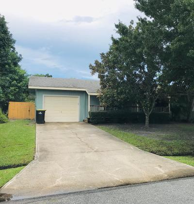 Palm Bay Single Family Home For Sale: 485 Heather Avenue NE