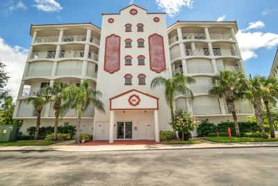 Merritt Island Condo For Sale: 821 Del Rio Way #201
