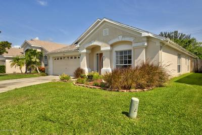 Merritt Island Single Family Home For Sale: 1246 Potomac Drive