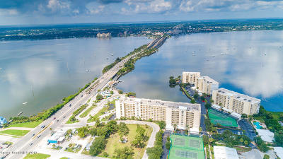 Merritt Island Condo For Sale: 134 Starboard Lane #502