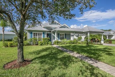 Melbourne Single Family Home For Sale: 1213 Vestavia Circle