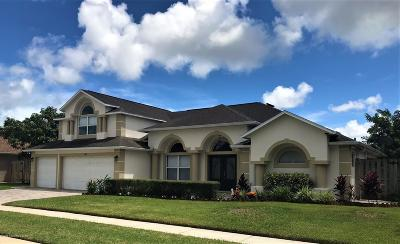 Merritt Island Single Family Home For Sale: 3501 Tipperary Drive