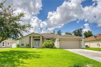 St. Lucie County Single Family Home For Sale: 5832 NW Gillespie Avenue