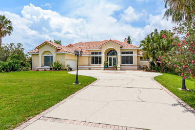 Melbourne Single Family Home For Sale: 4572 Canard Road