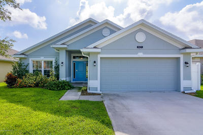 Titusville Single Family Home For Sale: 977 Mason Drive
