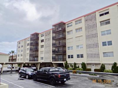 Satellite Beach Condo For Sale: 205 Highway A1a #412