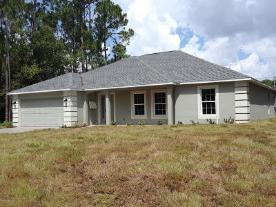 Palm Bay Single Family Home For Sale: 671 Airoso Road SE