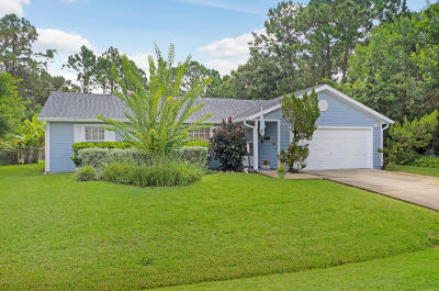 Palm Bay Single Family Home For Sale: 1091 Commerce Road SE