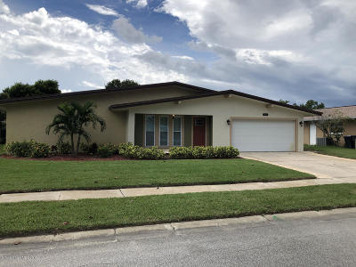 Titusville Single Family Home For Sale: 4085 Tiwa Lane