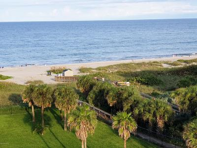 Cocoa Beach Condo For Sale: 1830 N Atlantic Avenue #C-706