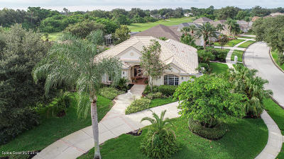 Brevard County Single Family Home For Sale: 309 Sandhurst Drive