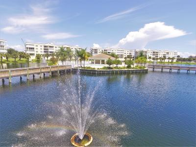 Brevard County Condo For Sale: 8891 Lake Drive #205