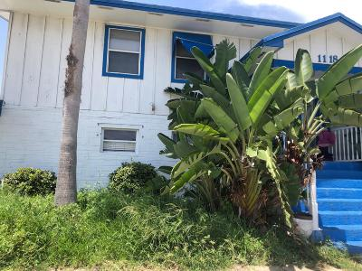 Indian Harbour Beach Single Family Home Backups: 1118 Sioux Drive