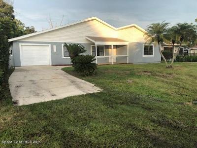 Single Family Home For Sale: 3321 Orange Tree Drive