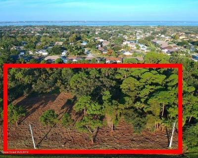 Merritt Island Residential Lots & Land For Sale: 370 N N Courtenay Parkway Parkway